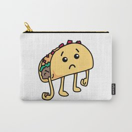 Sad Taco - Not Tuedsay Carry-All Pouch