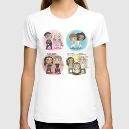 Adventures of 1D & LM T-shirt