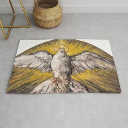 Come Holy Spirit Rug