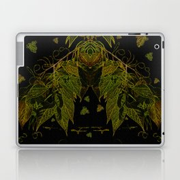 Leaves V1 Laptop & iPad Skin
