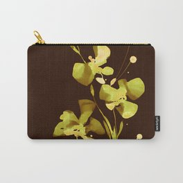 Organic Impressions 334zp by Kathy Morton Stanion Carry-All Pouch