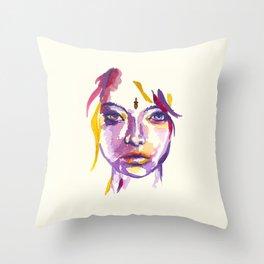 Bindi Throw Pillow