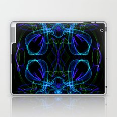 Abstract hourglass Laptop & iPad Skin