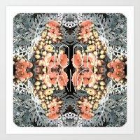 fancy Art Prints featuring Fancy by Ella Kirk