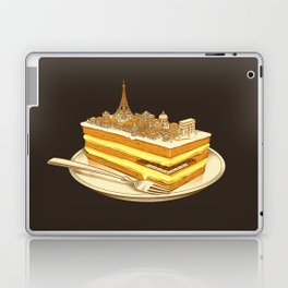 Hungry for Travels: Slice of Paris Laptop & iPad Skin