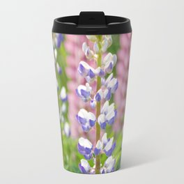 Lovely Lupines Travel Mug