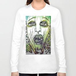 Are You Afraid? Long Sleeve T-shirt