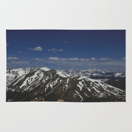 From the Top of the Rockies Rug
