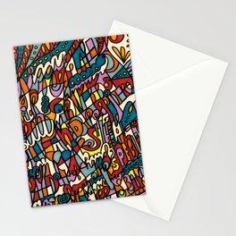 Jammin' Good Stationery Cards
