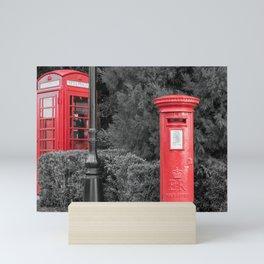 British Icons Mini Art Print
