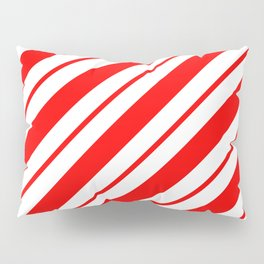 Peppermint Stripes Pillow Sham