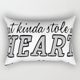 Children Stole My Heart Rectangular Pillow