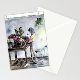 green care Stationery Cards