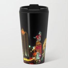 Las Vegas Lights Travel Mug