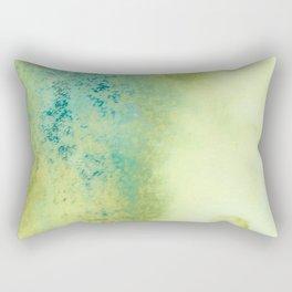 Cerulean Speckled Rectangular Pillow