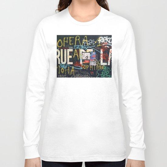 RUEDELA Long Sleeve T-shirt