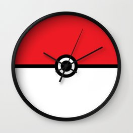 Pokéhome Wall Clock