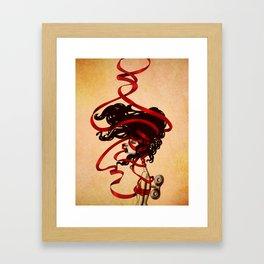 Windup Framed Art Print