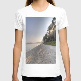 Dubai Beach Sunset T-shirt