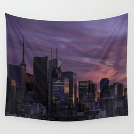 Summer in the 6ix Wall Tapestry