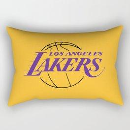 LA LAKERS LOGO Rectangular Pillow