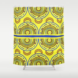 SELF DISCOVERY Shower Curtain