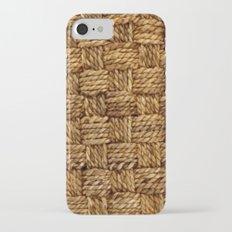 HEMP PATTERN iPhone 7 Slim Case