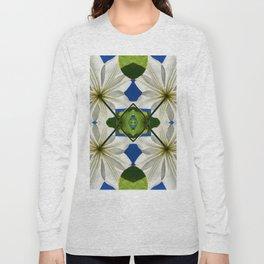 Clematis Solaris Long Sleeve T-shirt