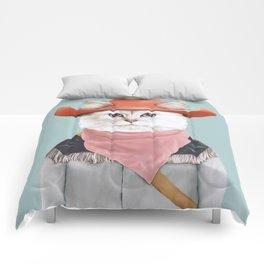 Rodeo Cat Comforters