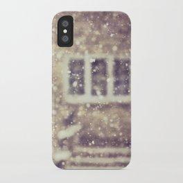 the white stuff iPhone Case