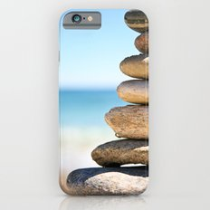 stacked rocks iPhone 6s Slim Case