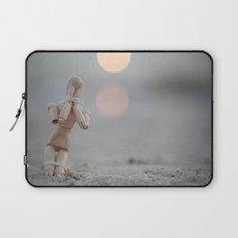 the beggar  Laptop Sleeve