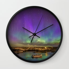 Lanes Cove Aurora 8949 Wall Clock