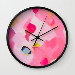 Pieces of Love 1 Wall Clock