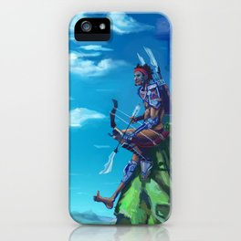 Single Tribe iPhone Case