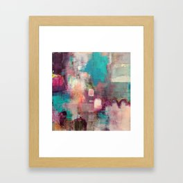 Colorful Chance Framed Art Print