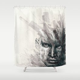 Alter-Axis Shower Curtain