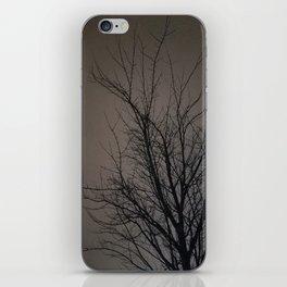 Darkness Falls iPhone Skin
