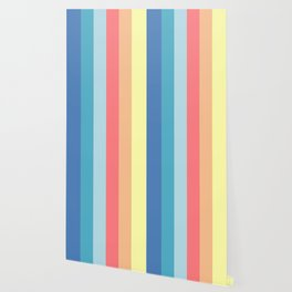 Fun Stripes - wide Wallpaper