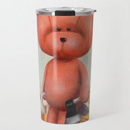 Grumble bear Travel Mug