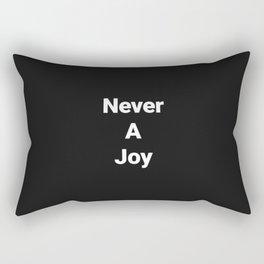 Mai na gioia Rectangular Pillow