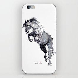 Horse (Jump) iPhone Skin
