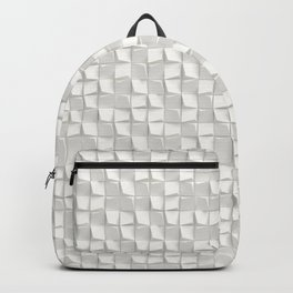 snow falling Backpack