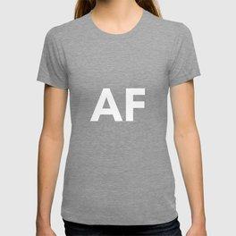 as f w T-shirt