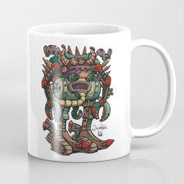 Old German robot Coffee Mug