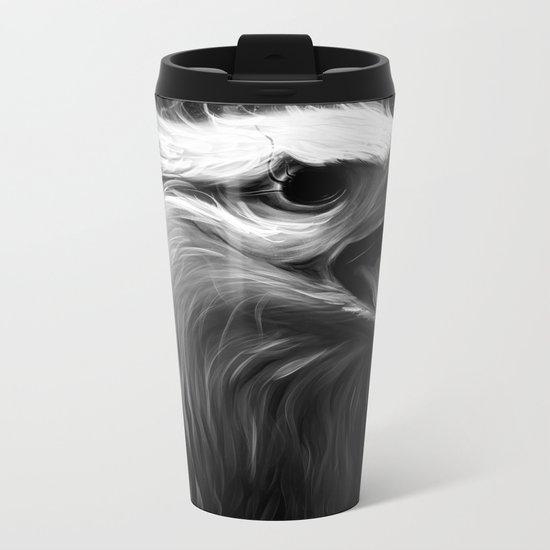 Eagle Eye Metal Travel Mug