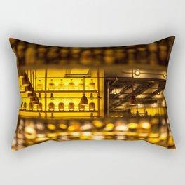 hidden gem Rectangular Pillow