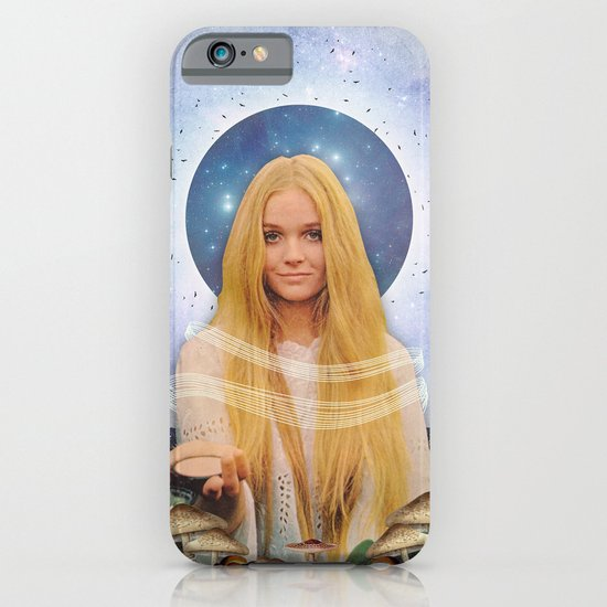 Natural Beauty iPhone & iPod Case