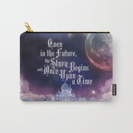 Cinder - Once Upon a Time Carry-All Pouch