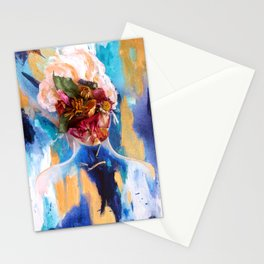 The Risk to Remain Stationery Cards